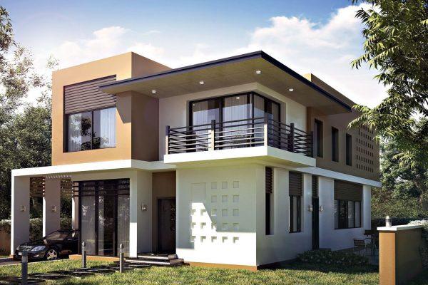 3d model residential