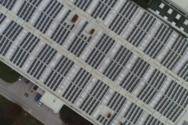 solar roof warehouse