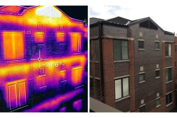 thermal comparison residential