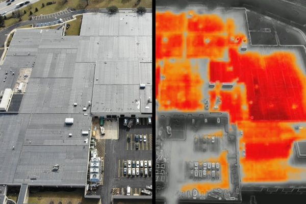 thermal insulation roof warehouse